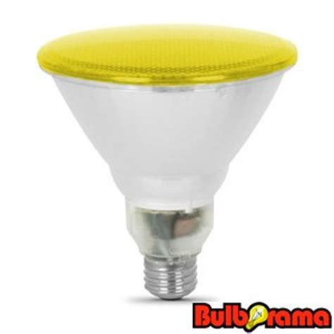 20 watt par38 cfl yellow bug light supra indoor