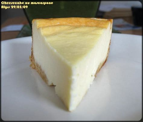dessert blanc en neige cheesecake fromage blanc mascarpone d 233 lices d alyss