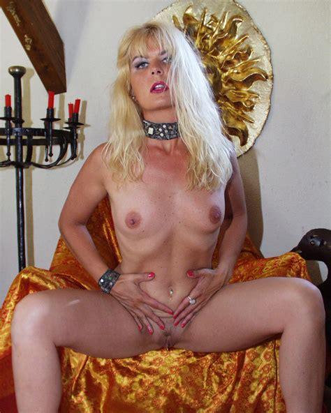 Exposed Web Slut Coco Mature Blonde At