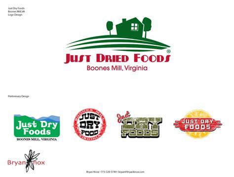 jdf cuisine logo design food company
