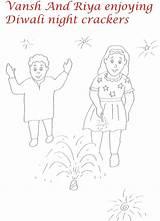 Crackers Drawing Coloring Getdrawings sketch template