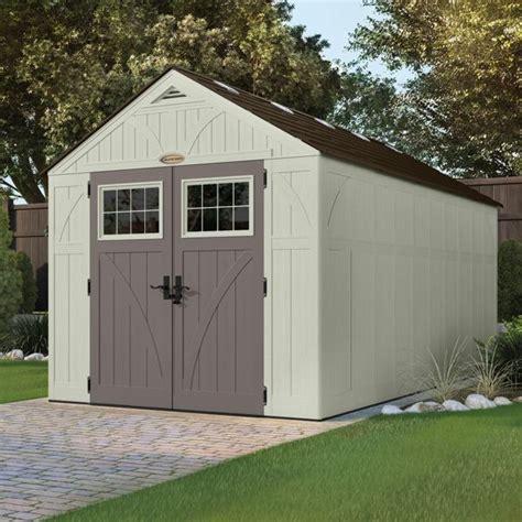 suncast bms8160 tremont 1 shed 8x16