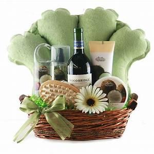 Spa & Pamper Gift Baskets: Tranquility Spa Basket @ Design ...