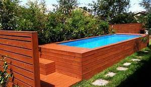 Pool Aus Container : how to build a shipping container swimming pool ~ Orissabook.com Haus und Dekorationen