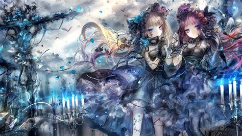 Loli Anime Wallpaper - anime candles fashion anime skirt