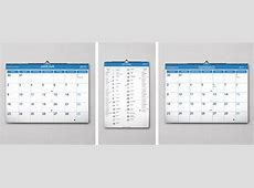 Free InDesign Calendar Template Paginationcom