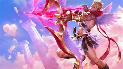 Valentine Skins League Legends Varus Heartseeker Skin