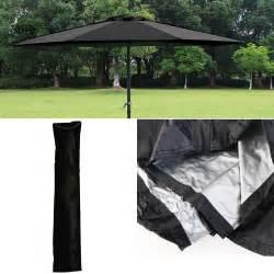 deluxe heavy duty large parasols umbrellas waterproof uv