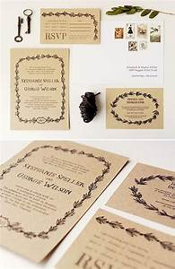 top 15 popular rustic wedding invitaitons idea samples on With free printable wedding invitations suites