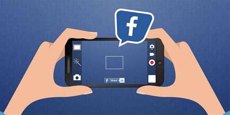 Cómo transmitir en directo desde Facebook en Android
