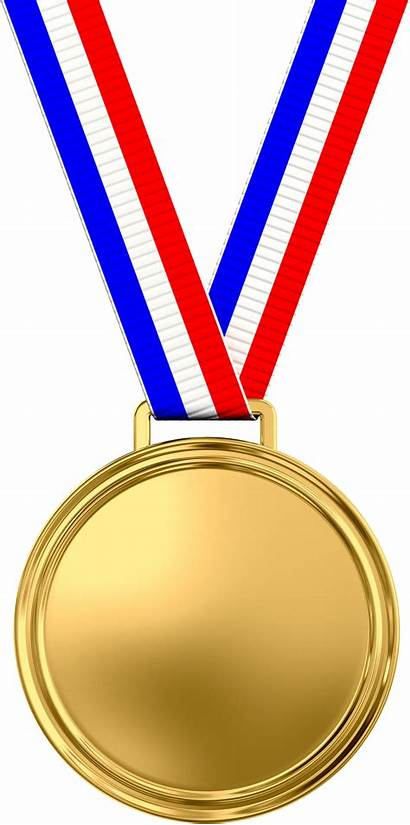 Medal Clipart Medalist Transparent Olympic Certificate Mb