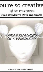 White Tiger | Arts and crafts for kids, Craft projects for ...