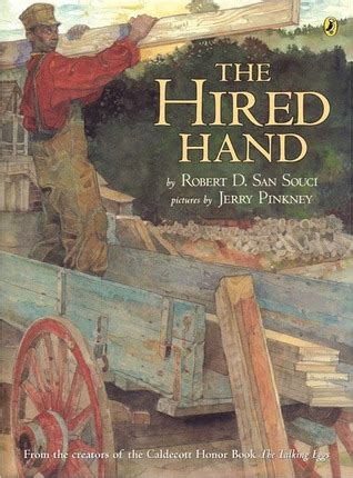 hired hand  robert  san souci reviews discussion bookclubs lists
