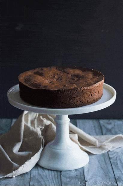 Chocolate Amaretto Almonds Torte Cherries Soaked Raw