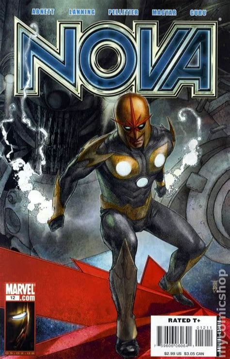 Nova (2007 4th Series) comic books