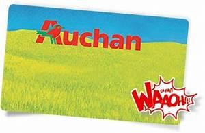 Www Auchan Fr Espace Carte Fidelite : auchan pr sentation de sa carte de fid lit waaoh ~ Dailycaller-alerts.com Idées de Décoration