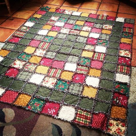 rag quilt patterns flannel rag quilt tutorial twig and feather