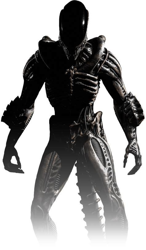 alien xenomorph mortal kombat