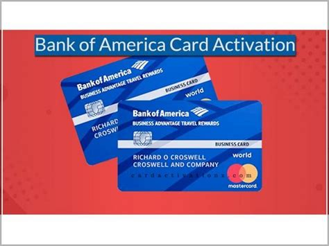 Apply to senior customer service representative, customer service representative, credit assistant and more! Bank Of America Activate Business Debit Card