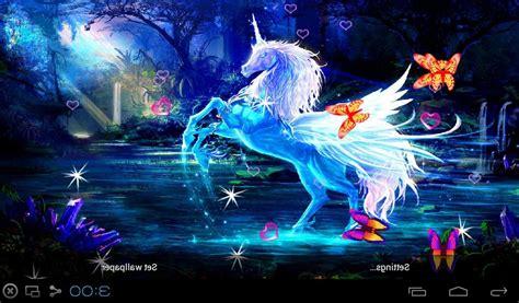 3d Unicorn Live Wallpapers Apk Download