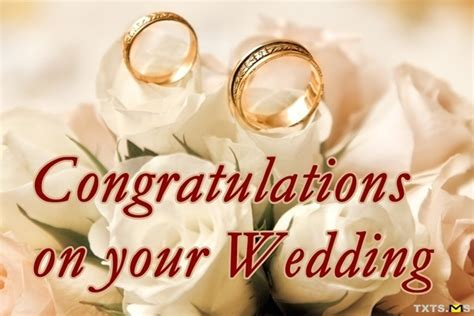congratulations wishes  marriage quotes messages