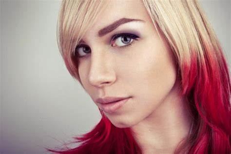 30 Blonde Hair With Red Highlights Ideas