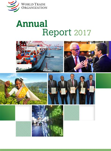 wto economic research  analysis gateway wto annual