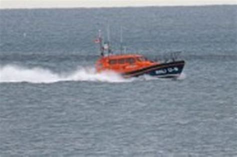 Boat Engine Fails by Dive Boat Rescued After Engine Fails Northumberland Coast