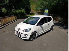 VW UP H&R Gewindefahrwerk Tuning 3 tuningblogeu Magazin