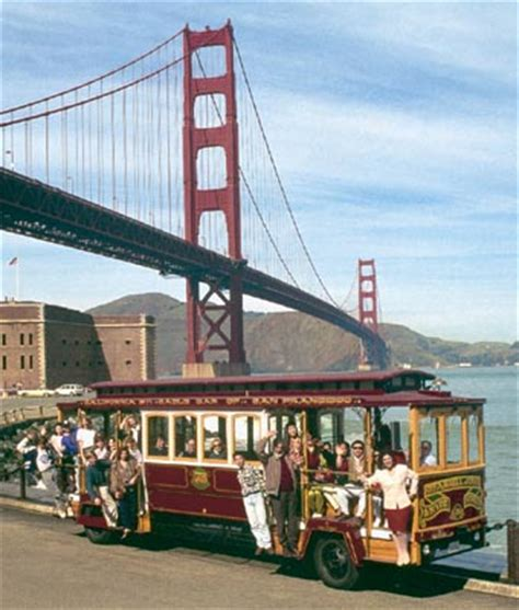 san francisco trolley car rentals sf cable car services