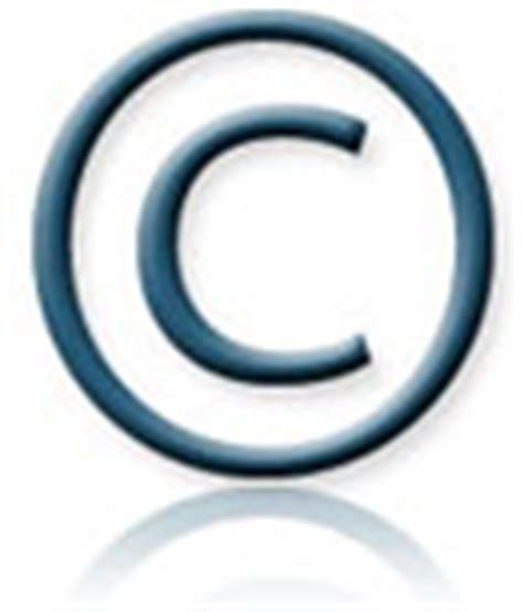 copyright symbol learn german by podcast