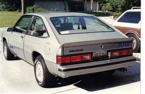 chevy citation  picture gallery motorbase