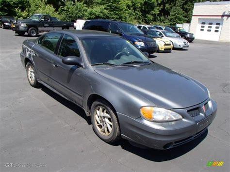 2003 Pontiac Grand Am Se Sedan Exterior Photos Gtcarlotcom