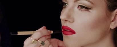 Makeup Eldridge Lisa Lipstick Gifs Natural Side