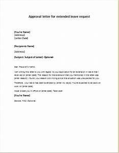 Letter for Approval of Office Equipment Expense writeletter2