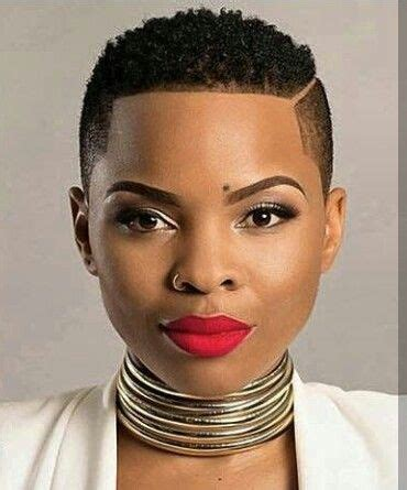 big chop inspiration images  pinterest short