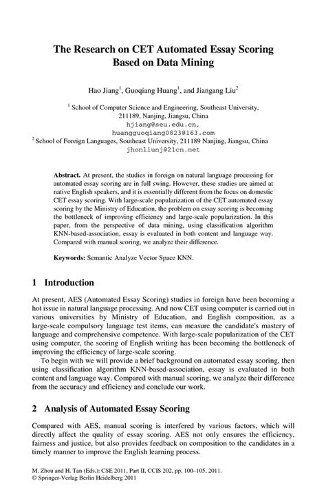 What are the similarities and differences? Science research paper - Great College Essay