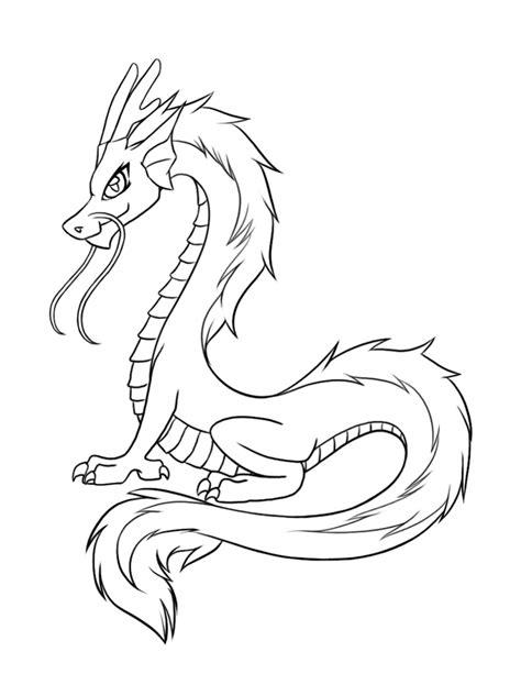 Dragon Coloring Pages Kidsuki