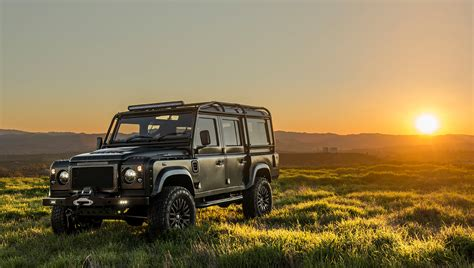 custom land rover ecd automotive design custom land rover defender shop