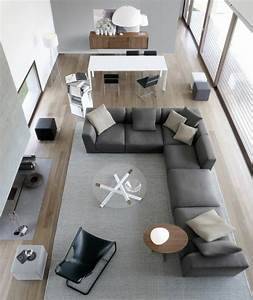 1001 idees pour amenager une chambre en longueur des for Tapis de couloir avec canape angle couleur