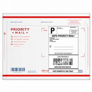 priority mail forever prepaid flat rate envelope uspscom With how much does a shipping label cost