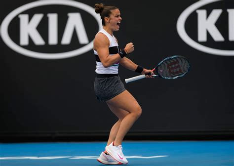 Get the latest player stats on maria sakkari including her videos, highlights, and more at the official women's tennis association sorry, we couldn't find any players that match your search. MARIA SAKKARI at 2019 Australian Open at Melbourne Park 01/16/2019 - HawtCelebs