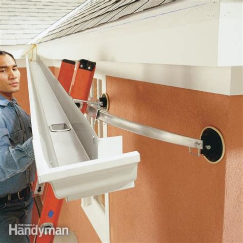 install gutters  family handyman