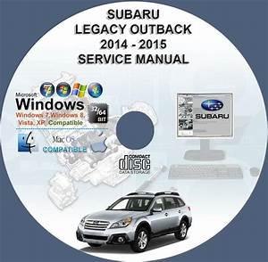 Subaru Legacy Outback 2014
