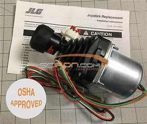Purchase 1001129555 Kit Service  Joystick Jlg Parts
