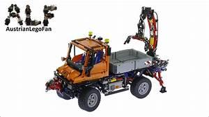 Lego Technic Unimog Lego Technic Unimog U400 Hiconsumption Largest