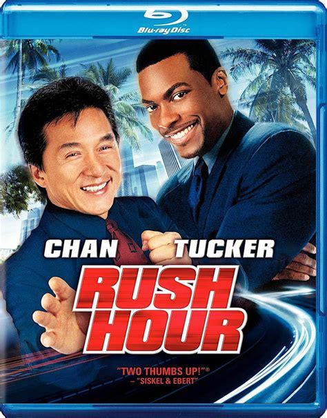 blu-ray and dvd covers: RUSH HOUR TRILOGY BLU-RAY SET (WARNER): RUSH HOUR BLU-RAY, RUSH HOUR 2 ...