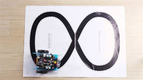 The light sensor (with subtitles). Line - following robot - mBot controlled using mBlock ...