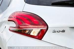Feu Arriere 208 : essai nouvelle peugeot 208 gt line puretech 110 ~ Melissatoandfro.com Idées de Décoration