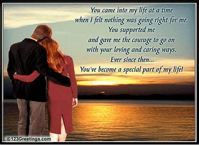 Quotes Birthday Romantic Came Into Morning Heart